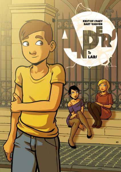 Anders (Spaey) 1 Lars