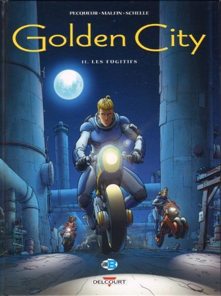 Golden City 11 Les fugitifs
