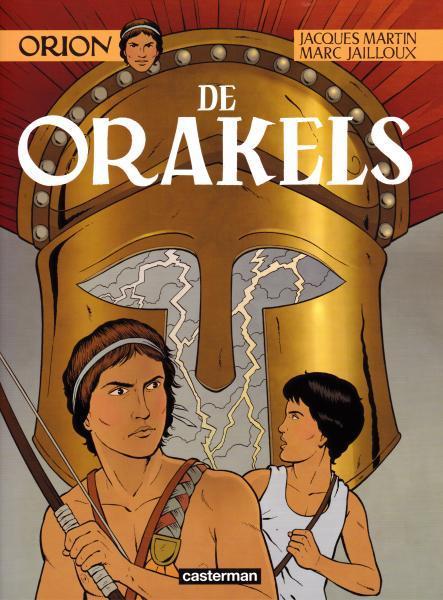 Orion (Martin) 4 De orakels