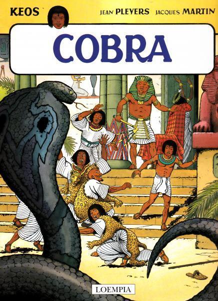 Keos 2 Cobra