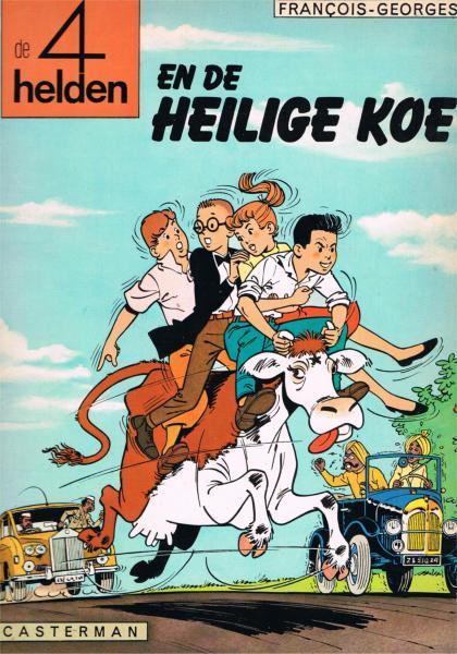 De 4 helden 3 De heilige koe