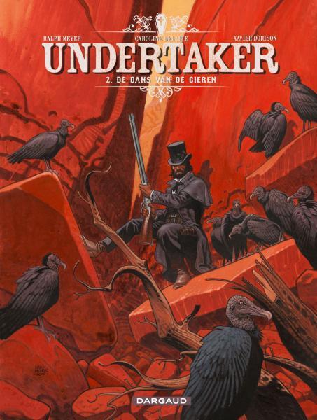Undertaker 2 De dans van de gieren