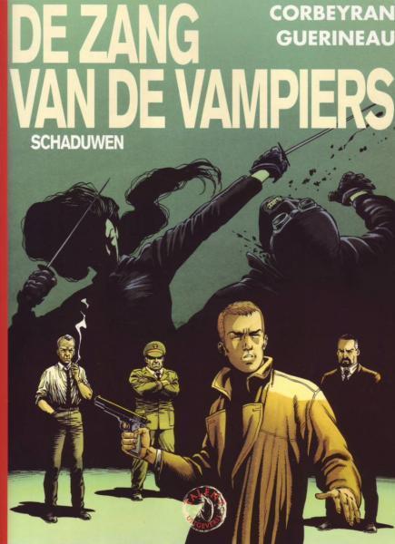 De zang van de vampiers 1 Schaduwen