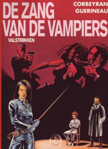 De zang van de vampiers 2 Valstrikken