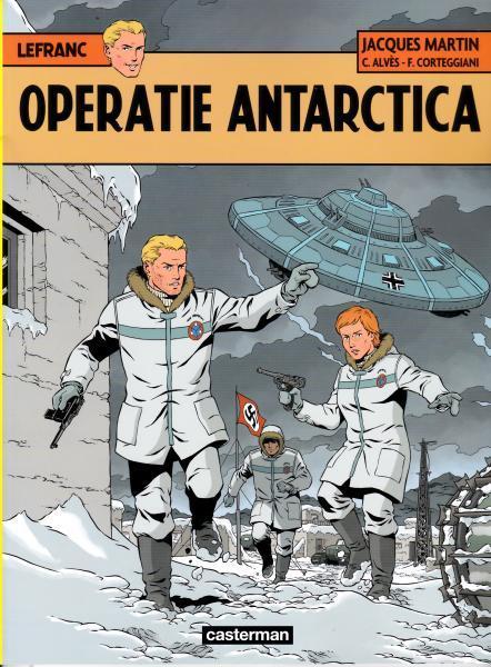 Lefranc 26 Operatie Antarctica