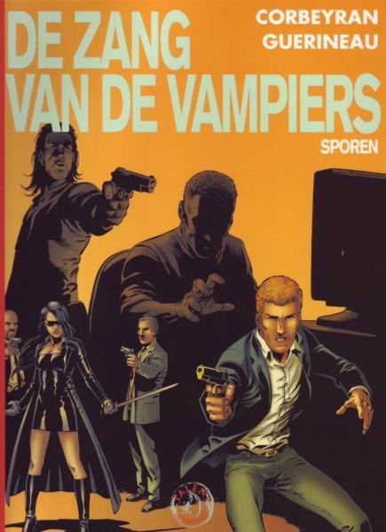 De zang van de vampiers 5 Sporen