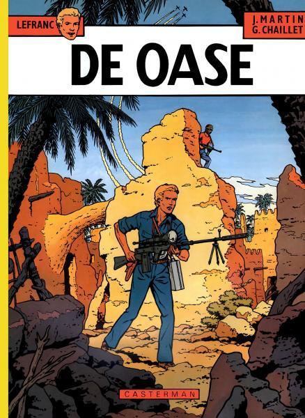 Lefranc 7 De oase