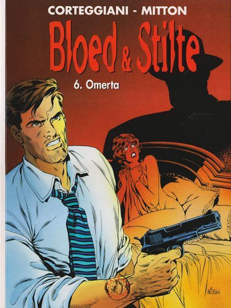 Bloed & stilte 6 Omerta