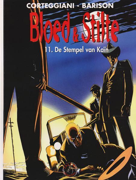 Bloed & stilte 11 De stempel van Kaïn