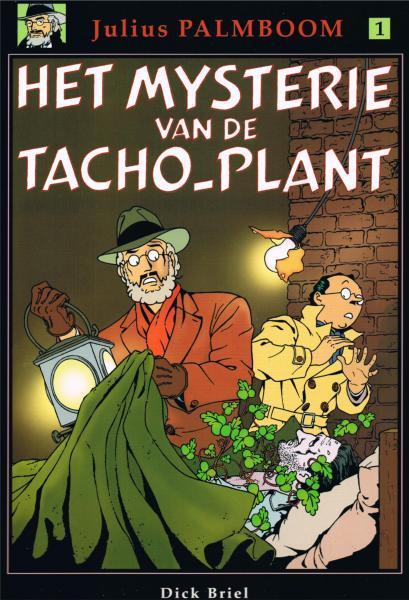 Julius Palmboom 1 Het mysterie van de tacho-plant