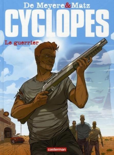 Cycloop 4 Le guerrier