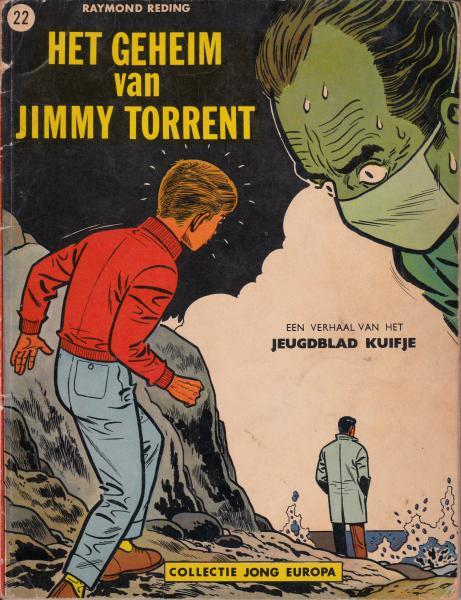 Jari (Lombard) 3 Het geheim van Jimmy Torrent