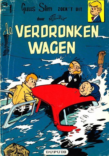 Guus Slim 3 De verdronken wagen