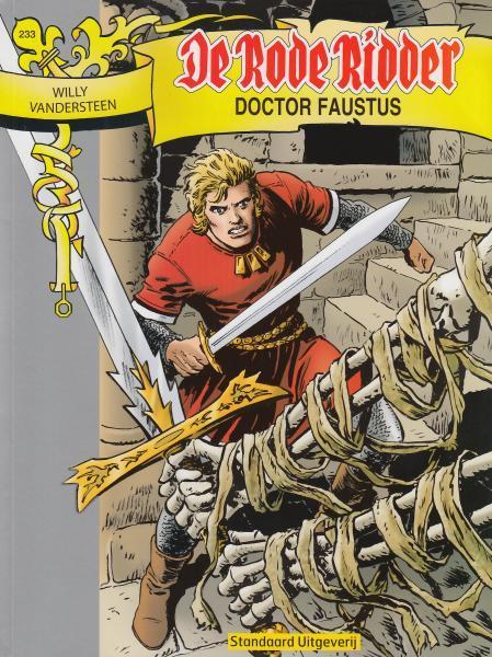 De Rode Ridder 233 Doctor Faustus