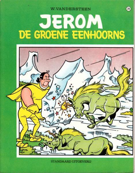 Jerom 29 De groene eenhoorns