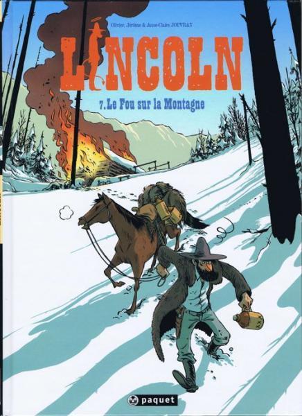 Lincoln 7 Le fou sur la montagne