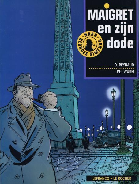 Maigret 1 Maigret en zijn dode