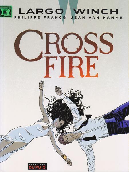 Largo Winch 19 Crossfire