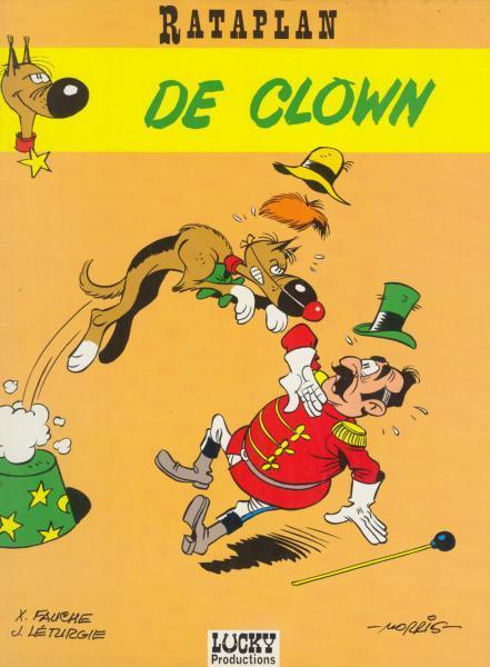Rataplan (Morris) 4 De clown