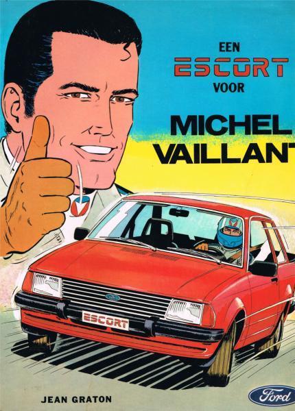 Michel Vaillant R3 Een Escort voor Michel Vaillant