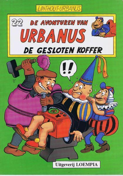 Urbanus 22 De gesloten koffer
