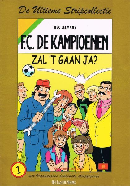 F.C. De Kampioenen 1 Zal't gaan ja?