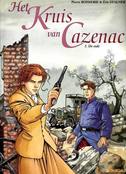 Het kruis van Cazenac 1 De code