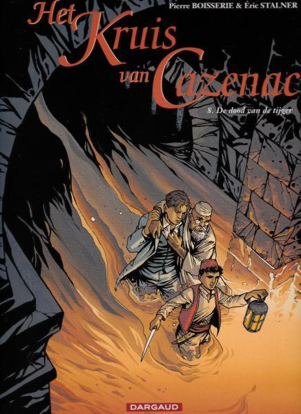 Het kruis van Cazenac 8 De dood van de tijger