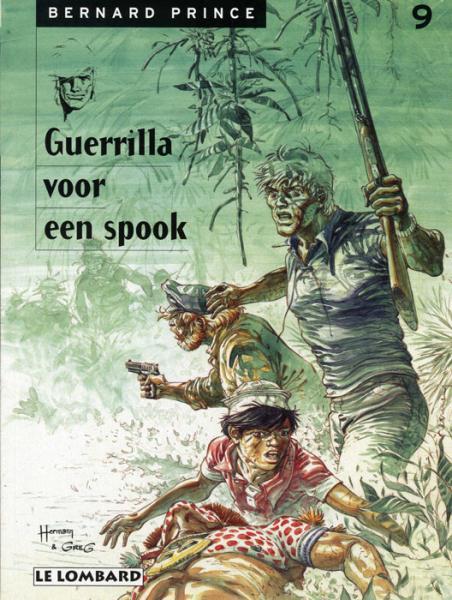 Bernard Prince 9 Guerrilla voor een spook