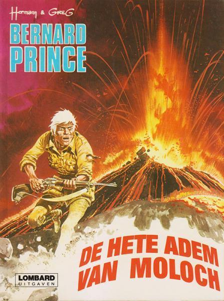 Bernard Prince 10 De hete adem van Moloch
