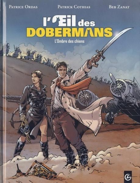 Het oog van de Dobermanns 2 L'ombre des chiens