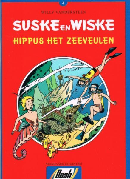 Suske en Wiske (Dash reclame) 4 Hippus het zeeveulen