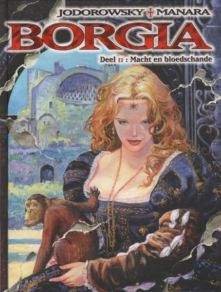 Borgia 2 Macht en bloedschande