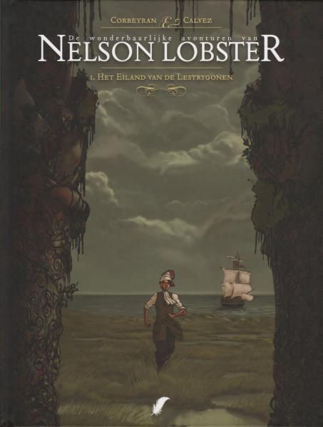 Nelson Lobster 1 Het eiland van de Lestrygonen