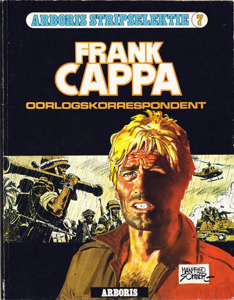 Frank Cappa 4 Frank Cappa, oorlogskorrespondent