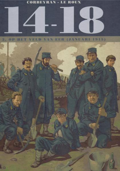 14-18 3 Op het veld van eer (Januari 1915)