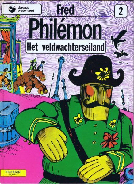 Philémon (Mondria) 2 Het veldwachterseiland