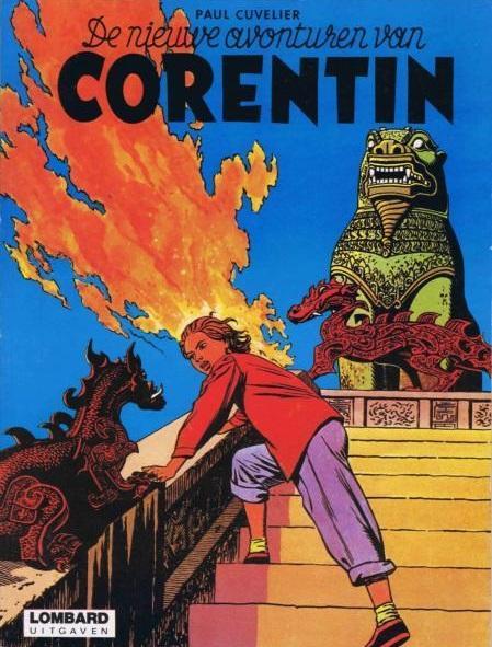 Corentin 2 De nieuwe avonturen van Corentin