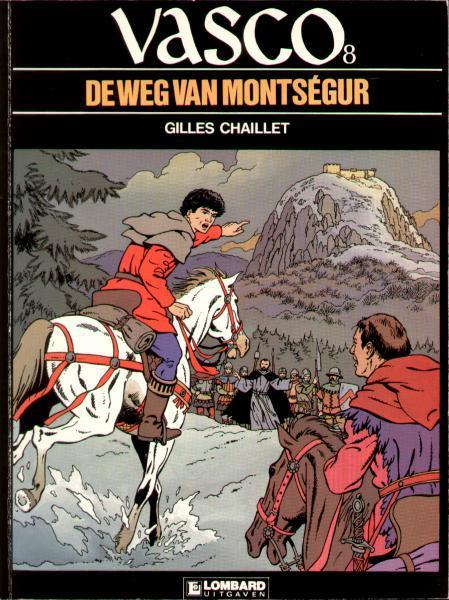 Vasco (Nederlands) 8 De weg van Montségur