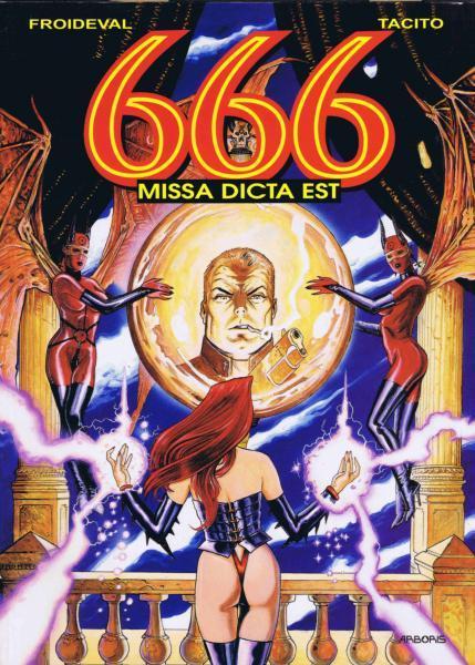 666 6 Missa Dicta Est