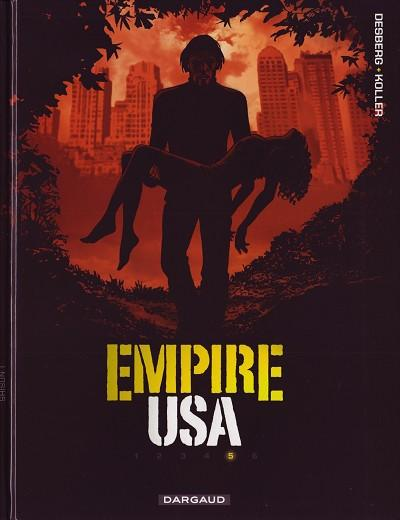 Empire USA 1.5 Tome 5