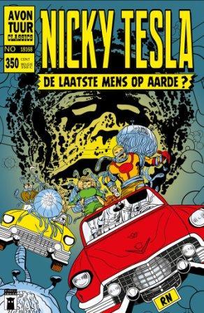 Nicky Tesla: De laatste mens op aarde? 4 De dood als verlossing!