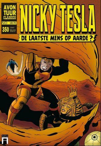Nicky Tesla: De laatste mens op aarde? 5 Klem!