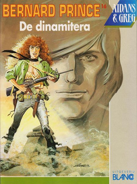 Bernard Prince 16b De dinamitera