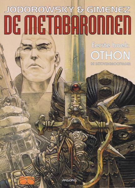 De metabaronnen 1 Othon, de betovergrootvader