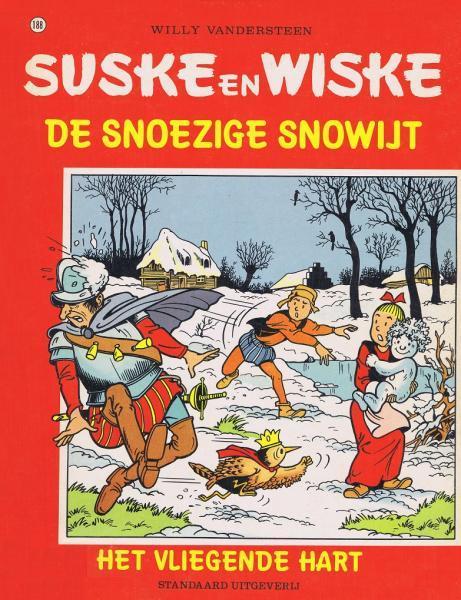 Suske en Wiske 188 De snoezige Snowijt / Het vliegende hart