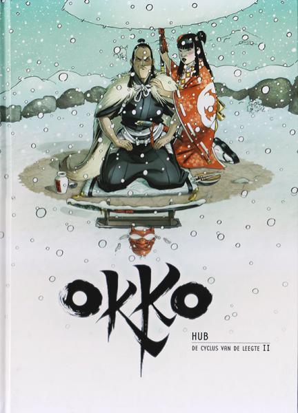 Okko 10 De cyclus van de leegte - Deel 2