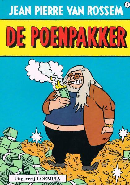 Jean Pierre van Rossem 1 De poenpakker