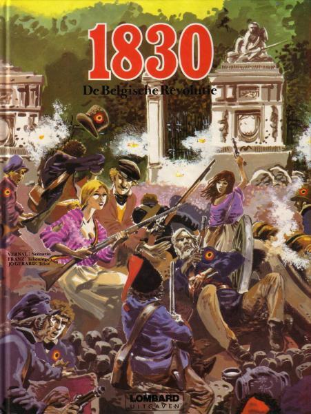 1830, De Belgische Revolutie 1