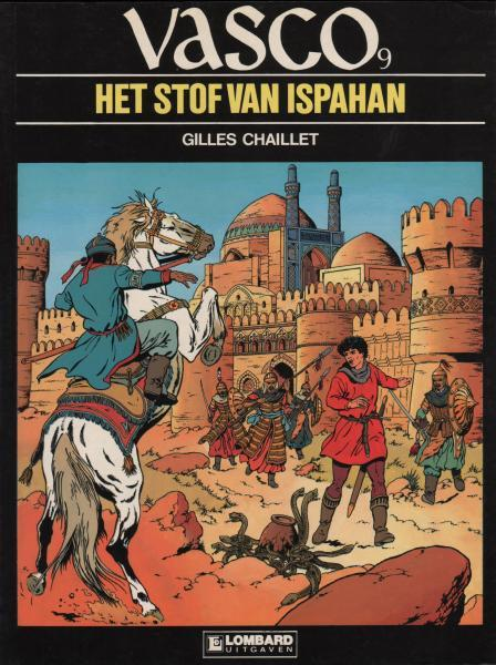 Vasco (Nederlands) 9 Het stof van Ispahan